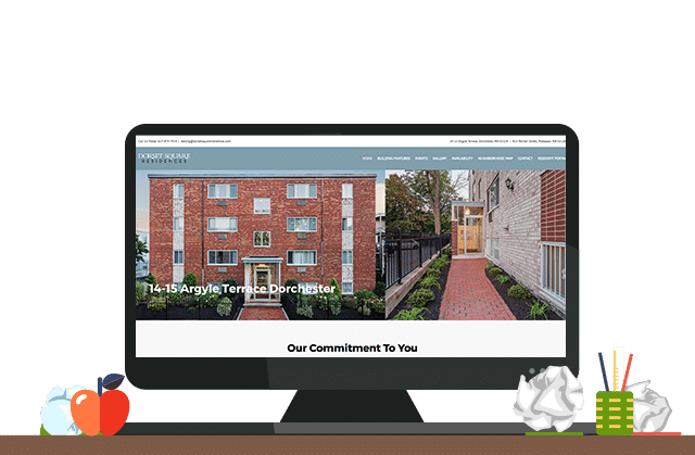 dorset square residences